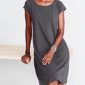 Eileen Fisher organic cotton tshirt dress